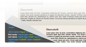 HTML nieuwsbrief template