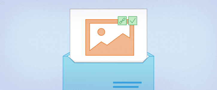 Afbeeldingen in e-mails inbedden