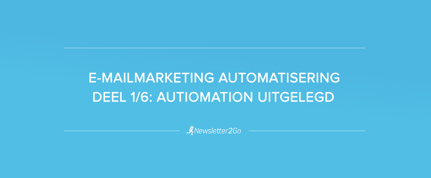 Email automation uitgelegd