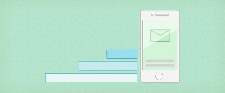 In drie stappen mobiele e-mailmarketing