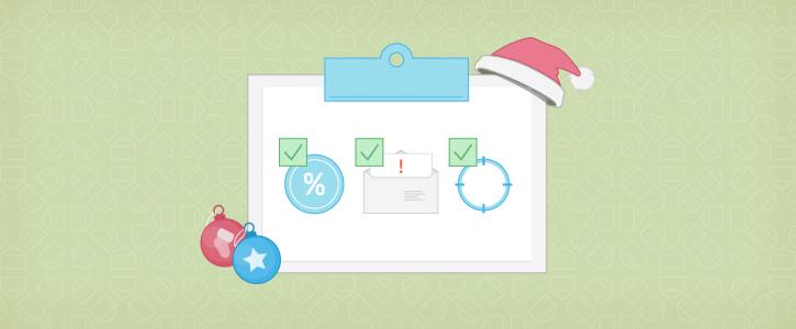 Kerst e-mailmarketing