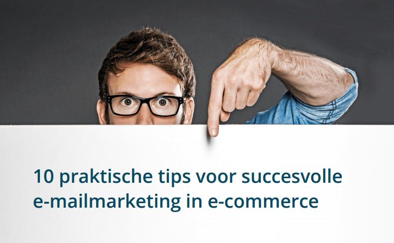 10 praktische tips voor e-mailmarketing in e-commerce