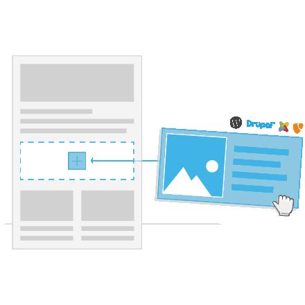 1-klik-inhoudovername nieuwsbrief integratie