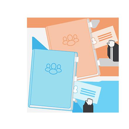Afzonderlijke adresboeken Newsletter2Go