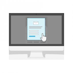Newsletter2Go functies gratis aanmeldformulier
