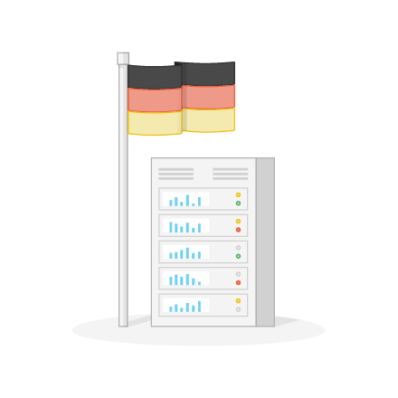 Duitse-Server