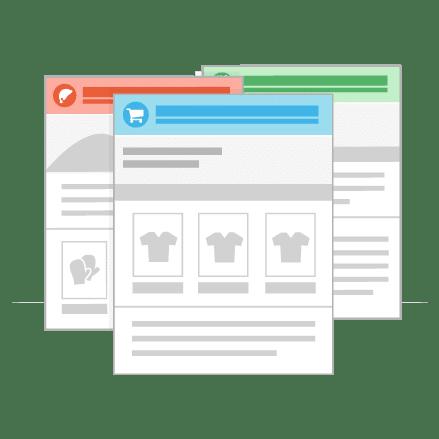 Gratis HTML nieuwsbrief template