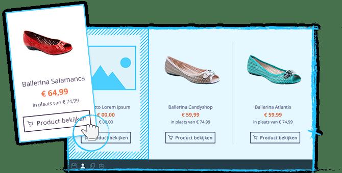 Nieuwsbrief software voor e-commerce teaser