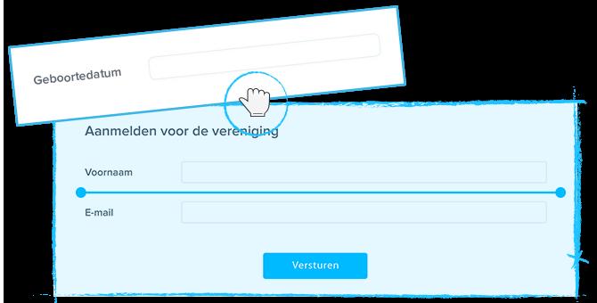 Nieuwsbrief software voor verenigingen teaser