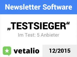 Vetalio Newsletter2Go