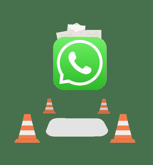 WhatsApp nieuwsbrief maken