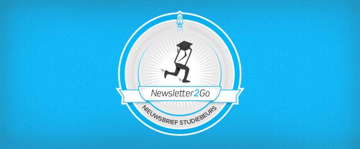 Newsletter2Go Nieuwsbrief Studiebeurs