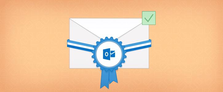 Nieuwsbrief optimaliseren voor outlook