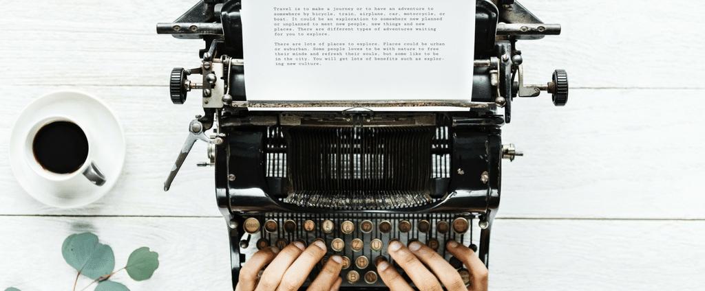 Nieuwsbrief schrijftips