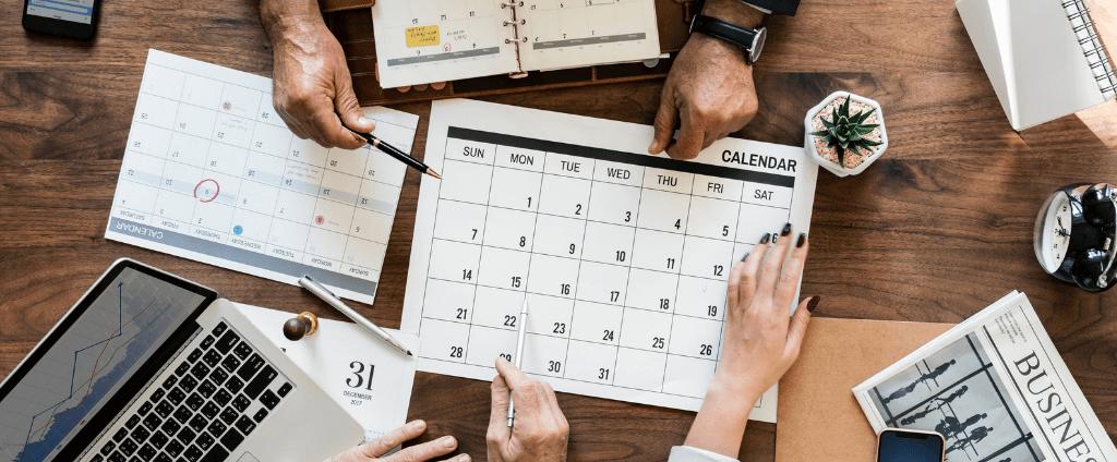 Content kalender social media