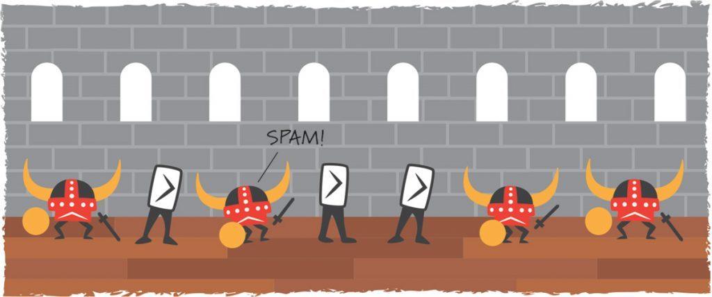 Email afleverbaarheid en spam 1