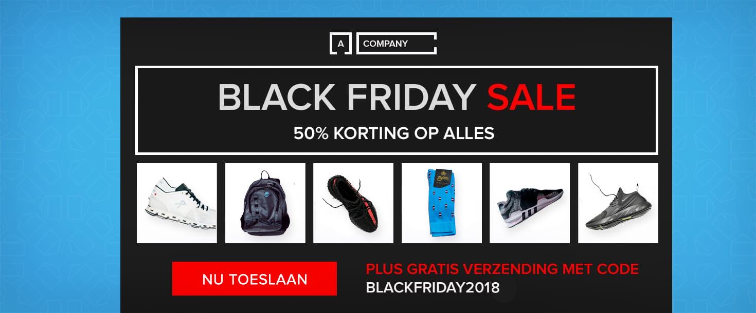 Black Friday e-mails