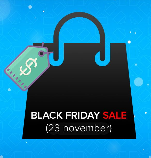 Black Friday e-mailmarketing