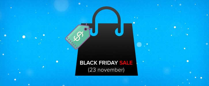 Black Friday e-mailmarketing