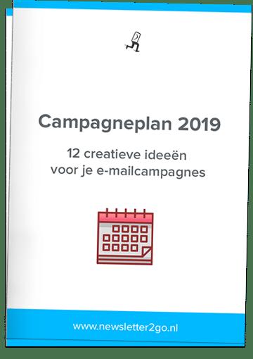 Campagneplan 2019