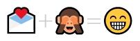 Emoji nieuwsbrief